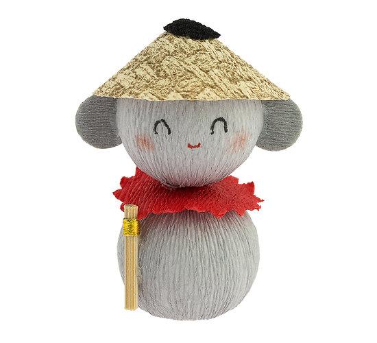 Okiagari-koboshi  - Okiagari Jizo, le protecteur