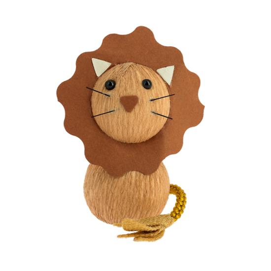 Okiagari-koboshi  - Le Lion