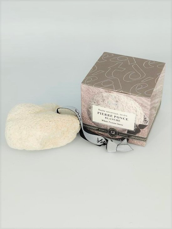 Pierre ponce blanche - 40g