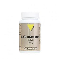 L-Glutathion réduit 50mg (60 gélules)