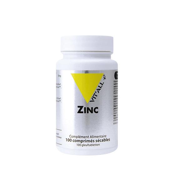 Zinc 15mg (100 comprimés)