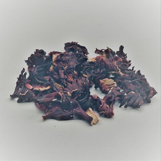 Hibiscus BIO - plante en vrac - herboristerie du Dr. SAMMUT