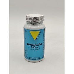 Bromélaïne 500 mg de VIT'ALL + (60 gélules)