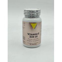 Vitamine E 225 UI Bio de Vitall+