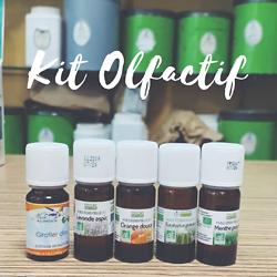 Kit Olfactif - Herboristerie du Dr. SAMMUT