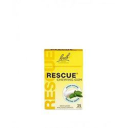 Rescue chewing gum - Fleurs de Bach - 25 dragées