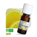Citron BIO - Huile Essentielle - Propos nature - 10ml