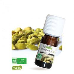 Cardamome BIO - Huile Essentielle - Propos nature - 5ml