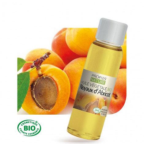 Abricot BIO - Huile végétale vierge (100ml)