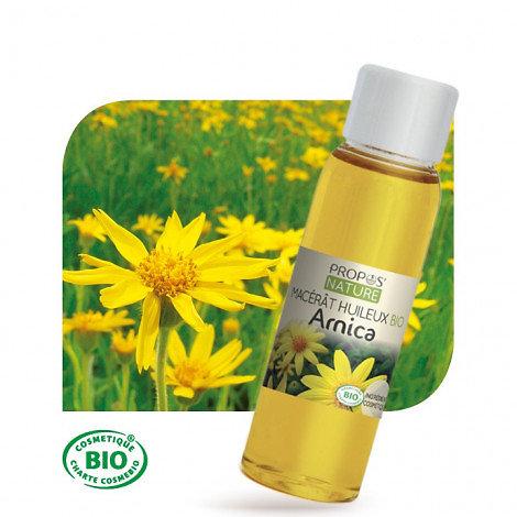 Arnica BIO - Macérât huileux (100ml)