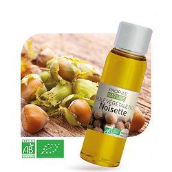 Noisette BIO - Huile végétale vierge (100ml)