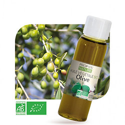 Olive BIO  Huile végétale vierge extra (100ml)