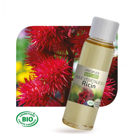 Ricin BIO - Huile végétale vierge (100ml)