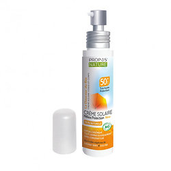 Crème Solaire BIO SPF 50+ Très haute protection Helios - 75 ml
