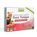 Force Tonique (certifiée AB) - 10 ampoules de 10ml