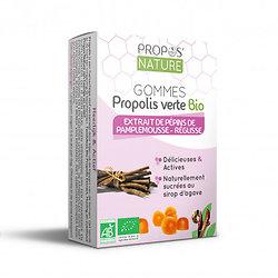 Gommes Epp & Propolis Verte BIO -Réglisse