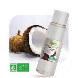 Coco BIO - Huile végétale vierge
