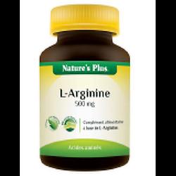 L-Arginine 500 mg (90 cpés)