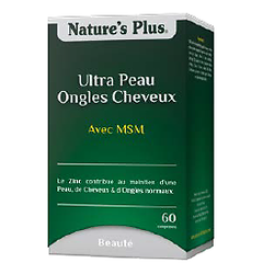 Ultra Peau, Ongles, Cheveux (60 cpés)