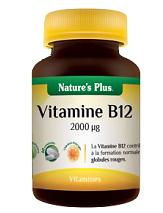 Vitamine B12 2000 µg (60 cpés)