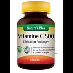 Vitamine C 500 mg (60 gélules)