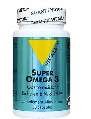 Super Oméga 3 - 1000 mg (30 caps)