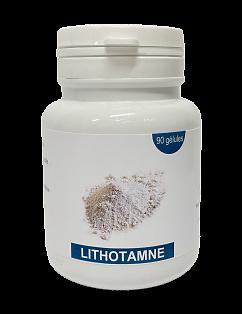 Gelules lithotamne ou lithothamne - herboristerie du DR. SAMMUT - 90 gelules