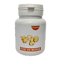 Capsules huile de foie de morue - herboristerie du Dr. SAMMUT - 90 gélules