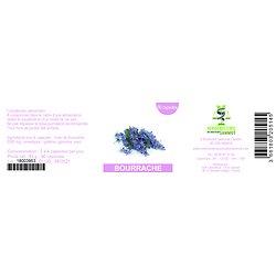Capsules bourrache - herboristerie du Dr. SAMMUT - 90 capsules