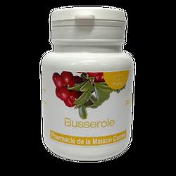 Gélules busserole - herboristerie du Dr. SAMMUT - 90 gélules