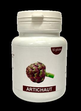 Gélules artichaut - herboristerie du Dr. SAMMUT - 90 gélules