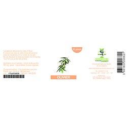 Gélules olivier - herboristerie du Dr. SAMMUT - 90 gélules