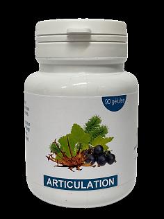 Gélules articulation - herboristerie du Dr. SAMMUT - 90 gélules