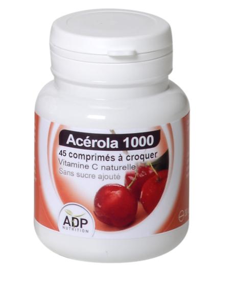 Acérola - ADP 45 comprimés
