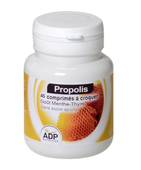 Propolis comprimés - ADP 45 comprimés