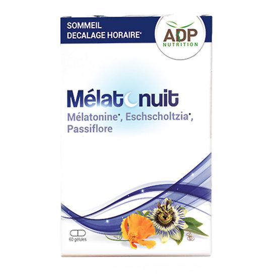 Mélatonuit - ADP 60 gélules