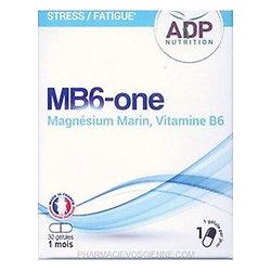 Magnésium Marin B6 - ADP 30 gélules