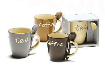Mug Tea - Taupe