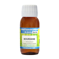 Teinture Mère de bourdaine - Phytofrance 60ml