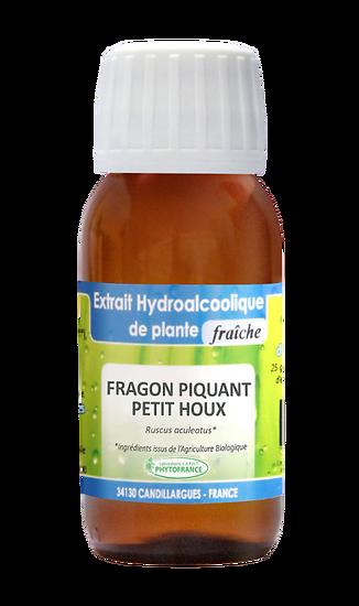 Teinture Mère de fragon/ petit houx - Phytofrance 60ml