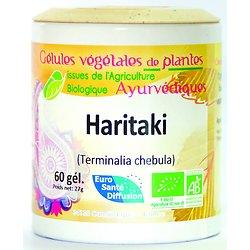 Haritaki / Myrobolan chébule - 60 gélules