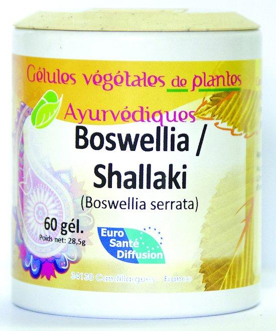 Shallaki / Boswellia - 60 gélules