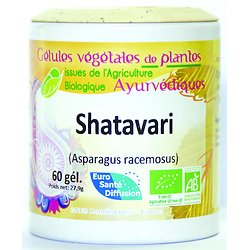 Shatavari / Asperge sauvage - 60 gélules