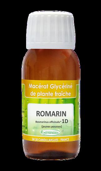 Bourgeon de romarin - 60ml