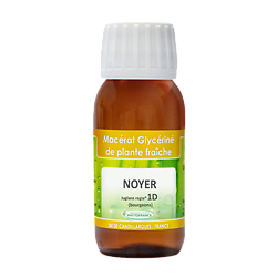 Bourgeon de noyer - 60ml