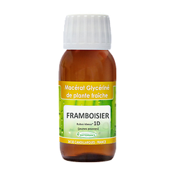 Bourgeon de framboisier - 60ml