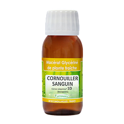 Bourgeon de cornouiller sanguin - 60ml