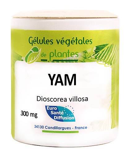 Yam - 100 gélules