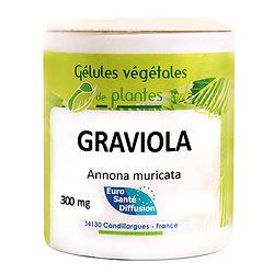 Graviola ou Corossol - 100 gélules