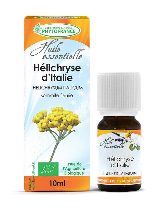Helichryse d'Italie BIO - Huile Essentielle - Phytofrance - 5ml